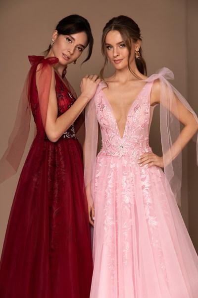 Вечернее платье Silviamo V-191
