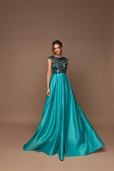 Evening Dress Silviamo V-192
