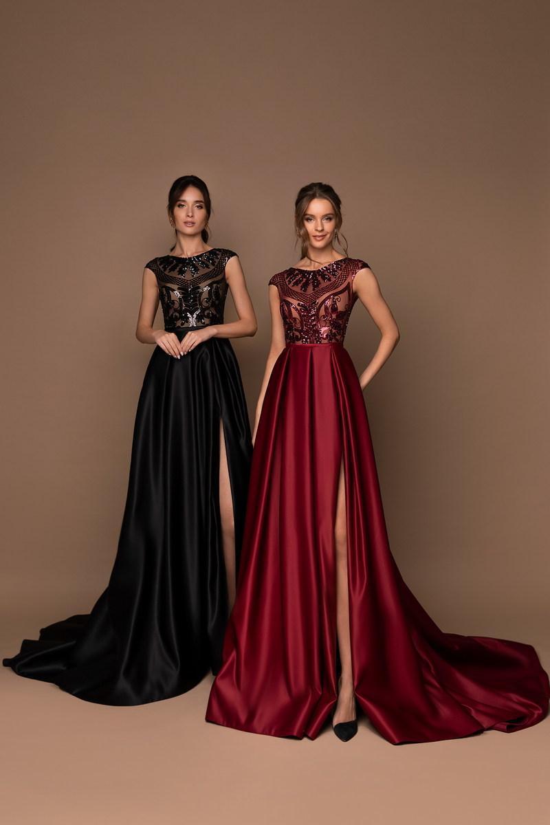 Вечернее платье Silviamo V-192