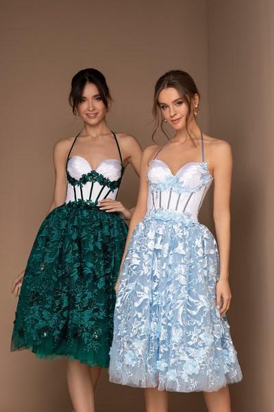 Suknia wieczorowa Silviamo V-193