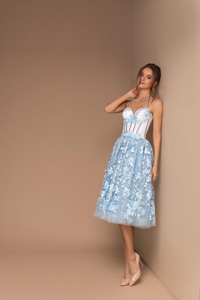 Вечернее платье Silviamo V-193
