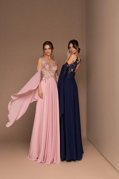 Вечернее платье Silviamo V-194