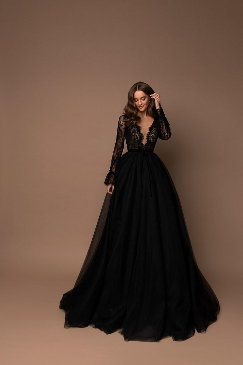 Evening Dress Silviamo V-195