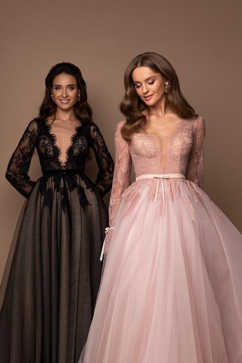 Вечернее платье Silviamo V-195