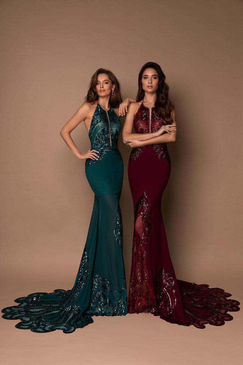 Suknia wieczorowa Silviamo V-196