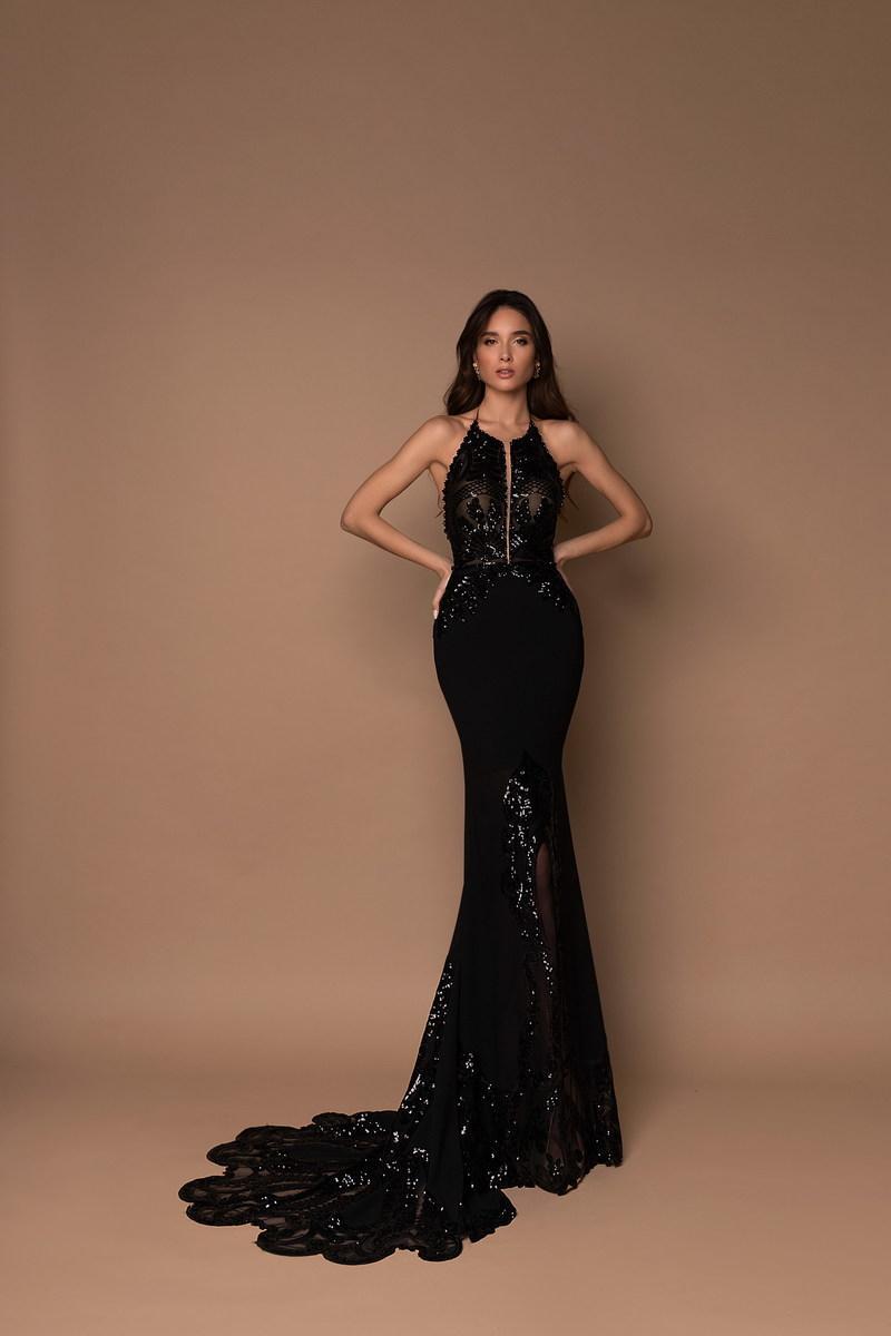 Вечернее платье Silviamo V-196