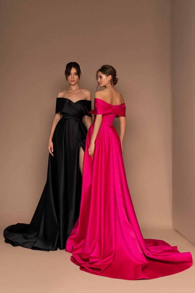 Вечернее платье Silviamo V-197