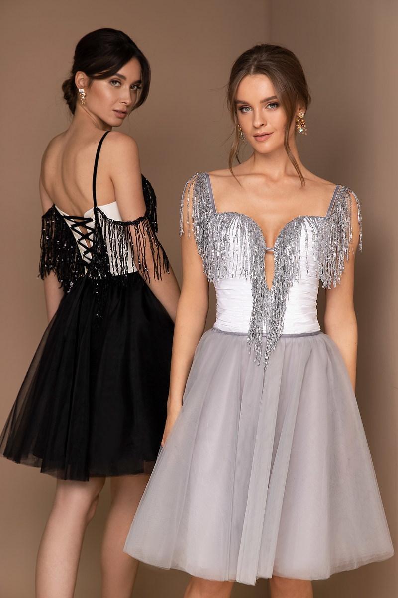 Vestido de noche Silviamo V-198