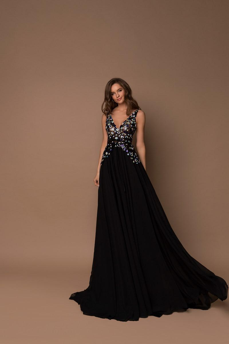 Evening Dress Silviamo V-199