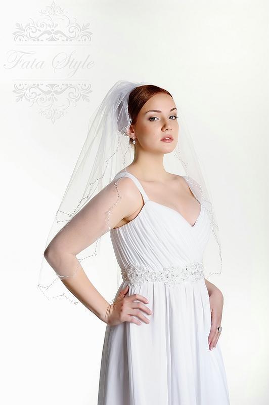 Свадебная фата Fata Style Эрика2