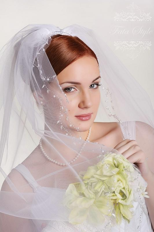 Свадебная фата Fata Style Надин