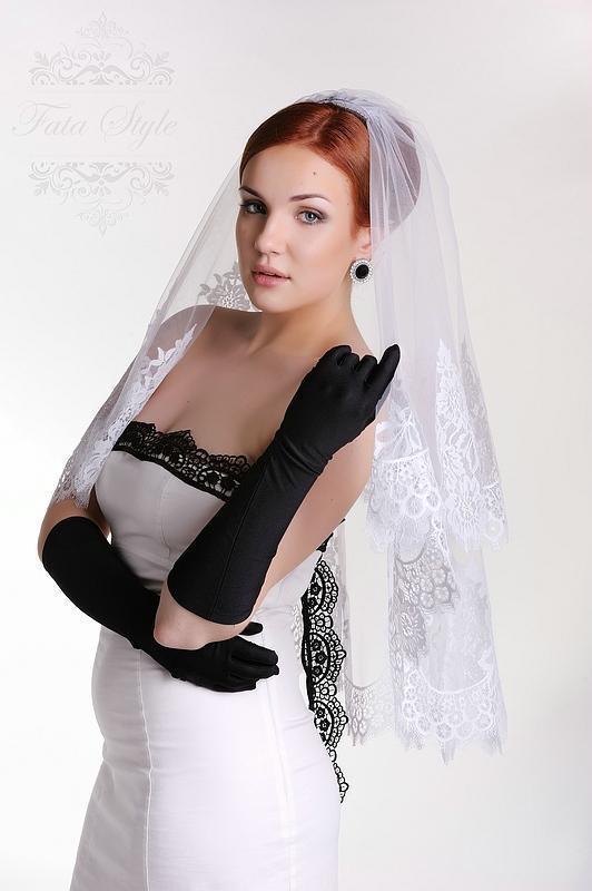 Свадебная фата Fata Style Элен