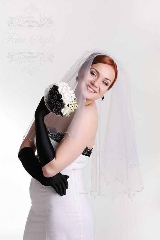 Свадебная фата Fata Style Кетрин