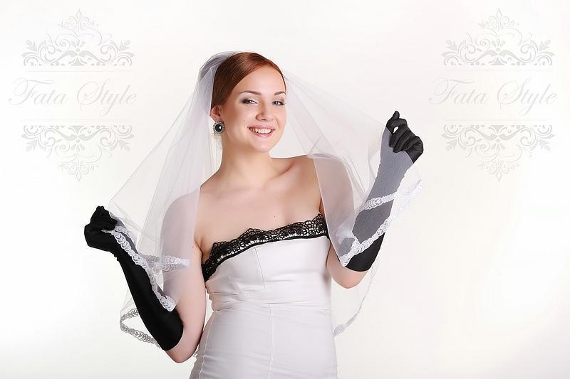 Свадебная фата Fata Style Николь