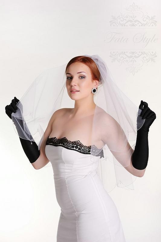 Свадебная фата Fata Style София