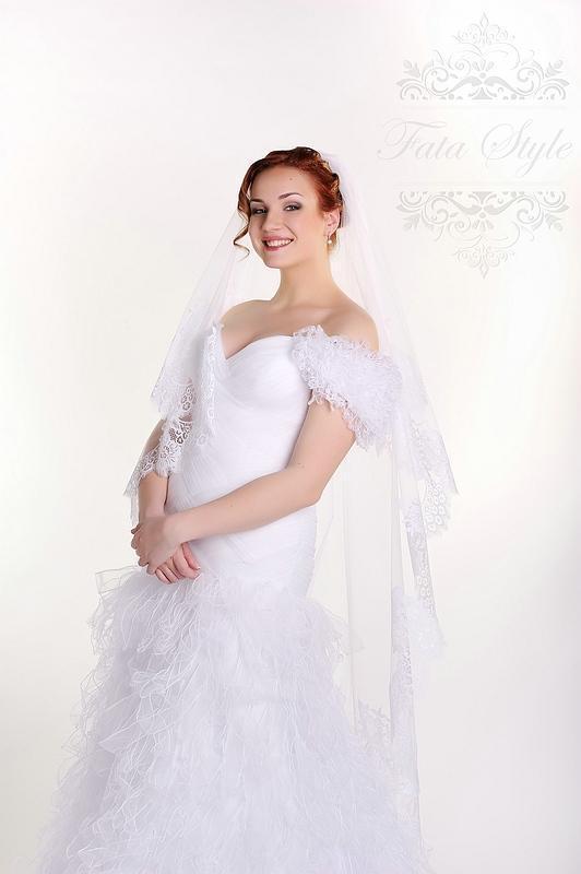 Свадебная фата Fata Style Элен3