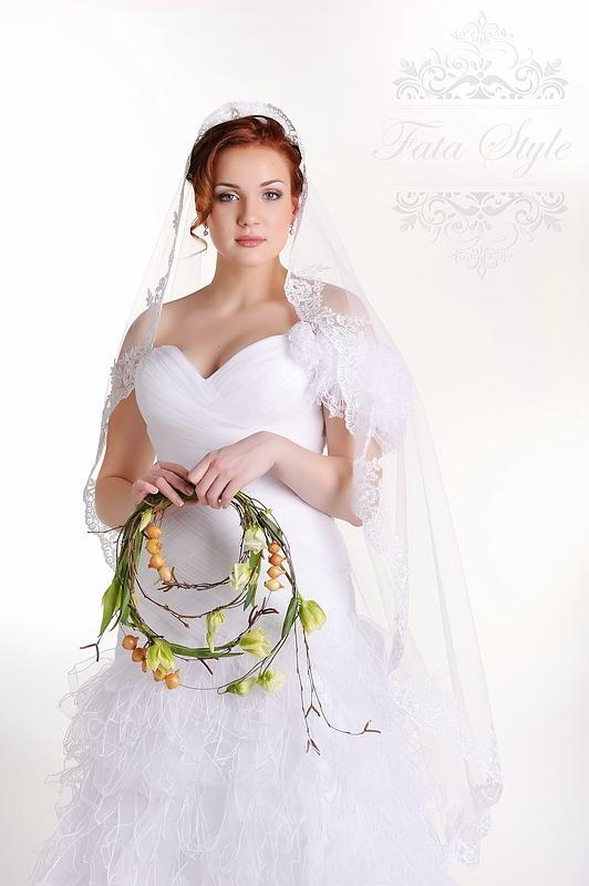 Свадебная фата Fata Style Соланж