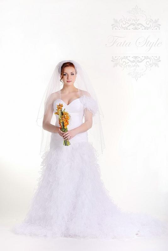 Свадебная фата Fata Style Ангелина