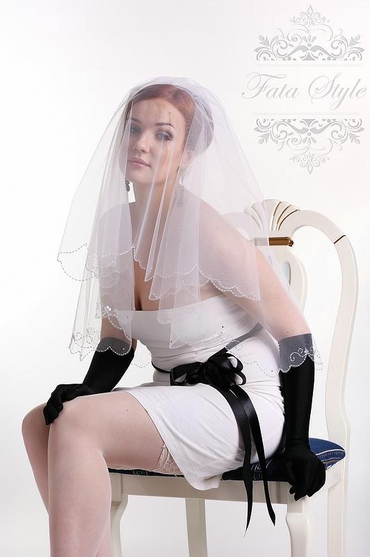 Свадебная фата Fata Style Юрмала