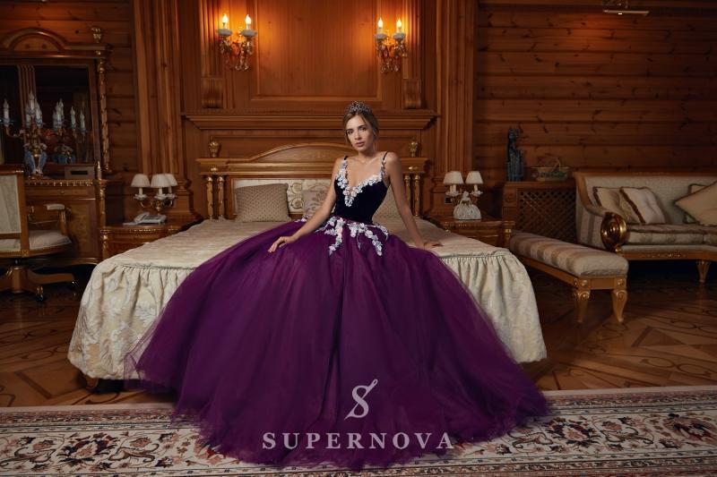 Вечернее платье Supernova VN-021