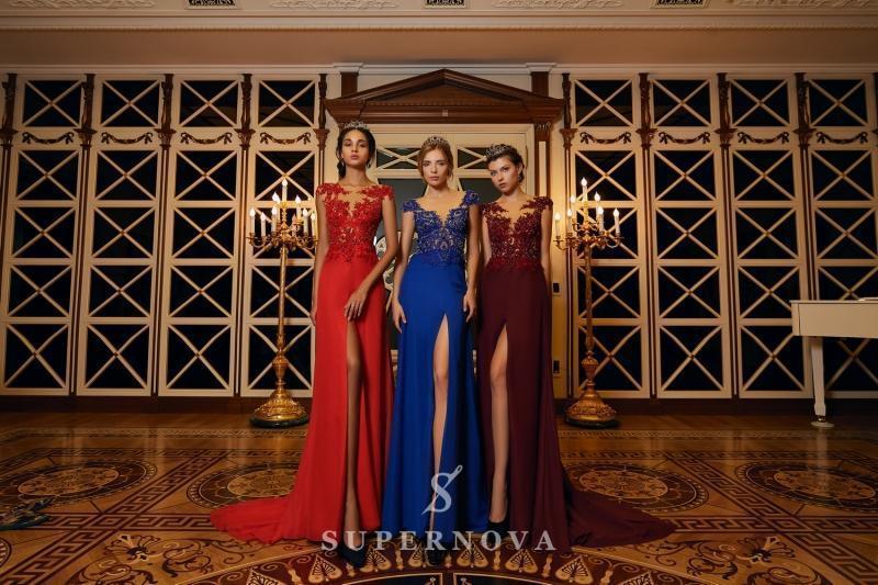 Вечернее платье Supernova VN-028