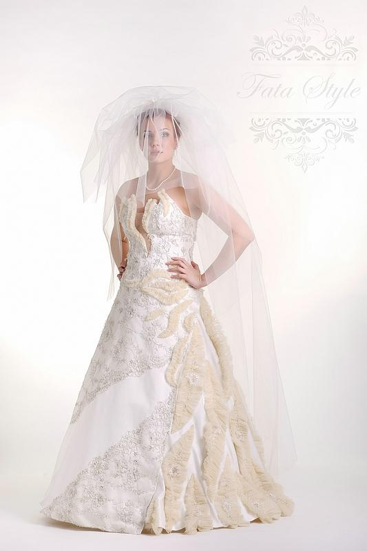 Свадебная фата Fata Style Сьюзен