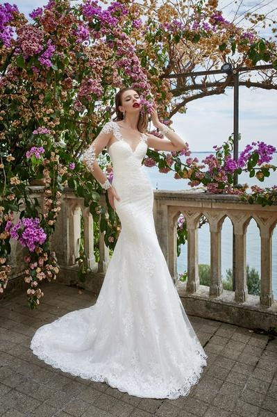 Wedding Dress Jasmine Empire Tasha