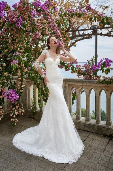 Suknia ślubna Jasmine Empire Tasha
