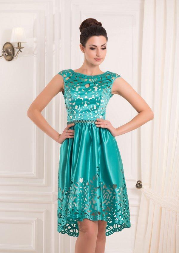 Вечернее платье Silviamo V-023