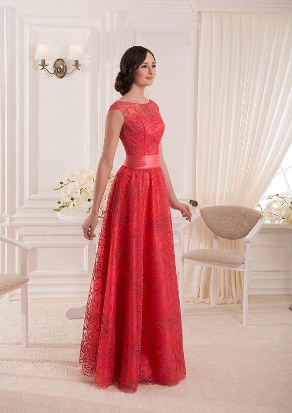 Вечернее платье Silviamo V-045