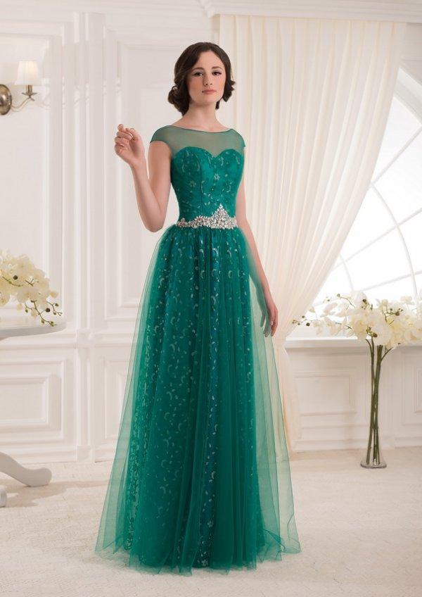 Вечернее платье Silviamo V-047