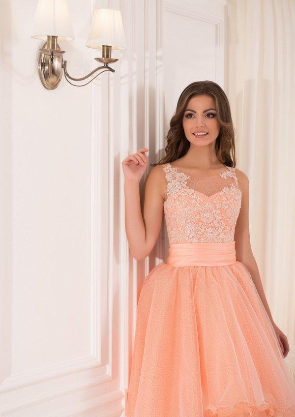 Вечернее платье Silviamo V-059