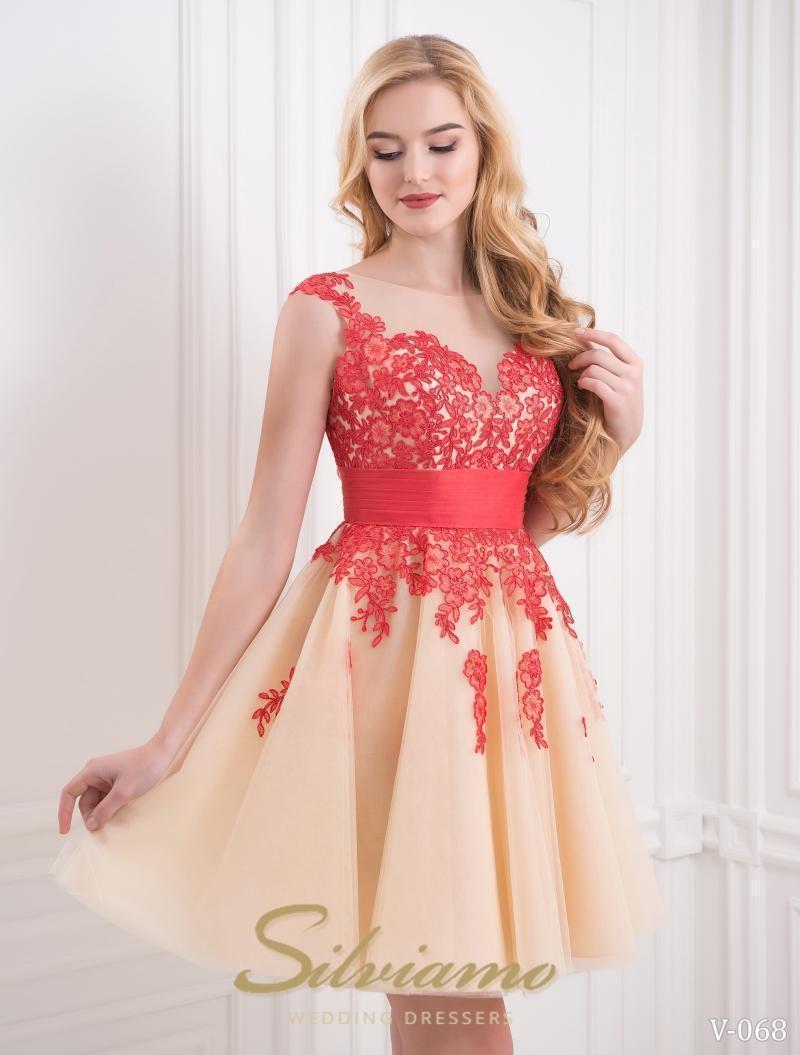 Вечернее платье Silviamo V-068