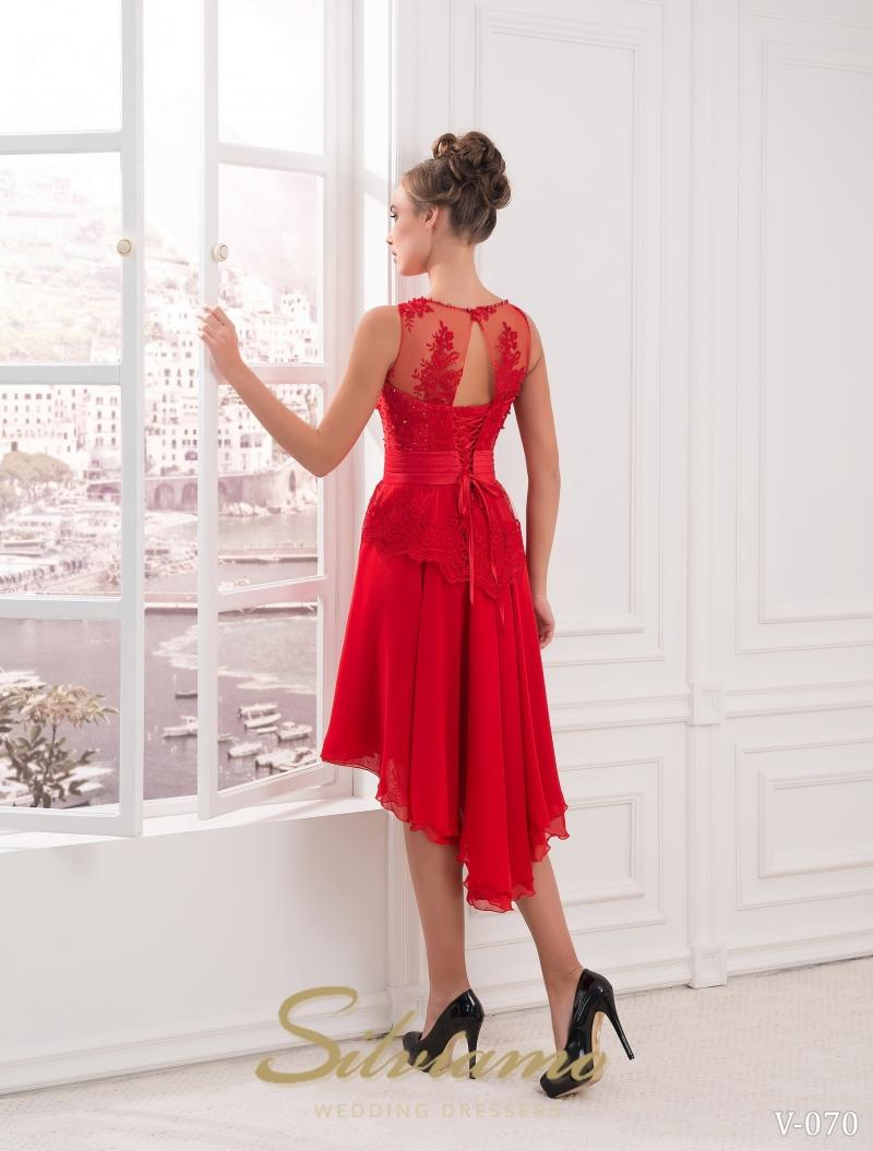 Вечернее платье Silviamo V-070