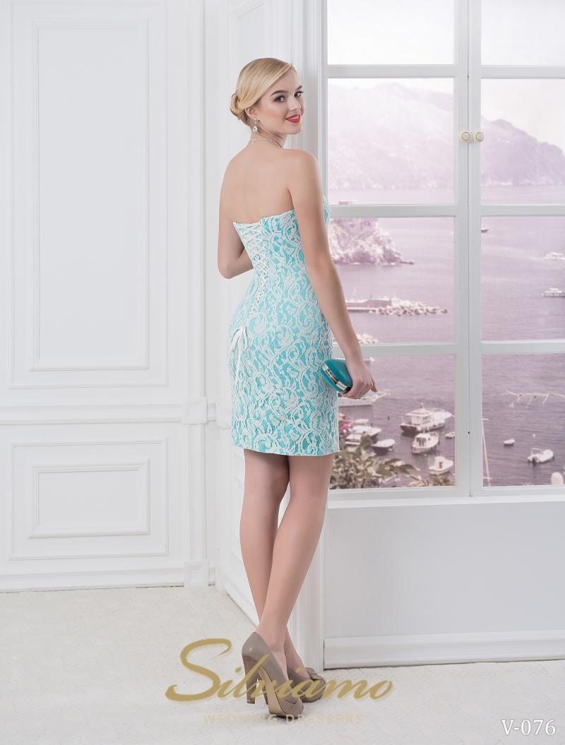 Вечернее платье Silviamo V-076