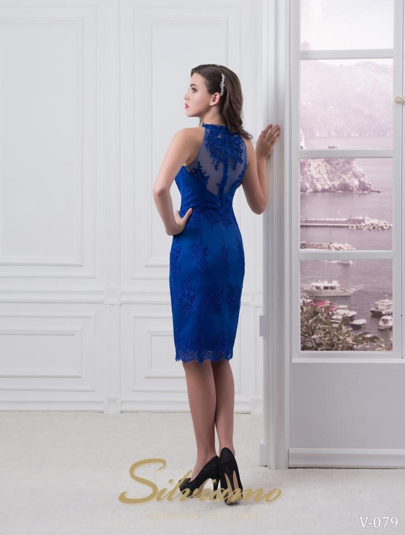 Вечернее платье Silviamo V-079