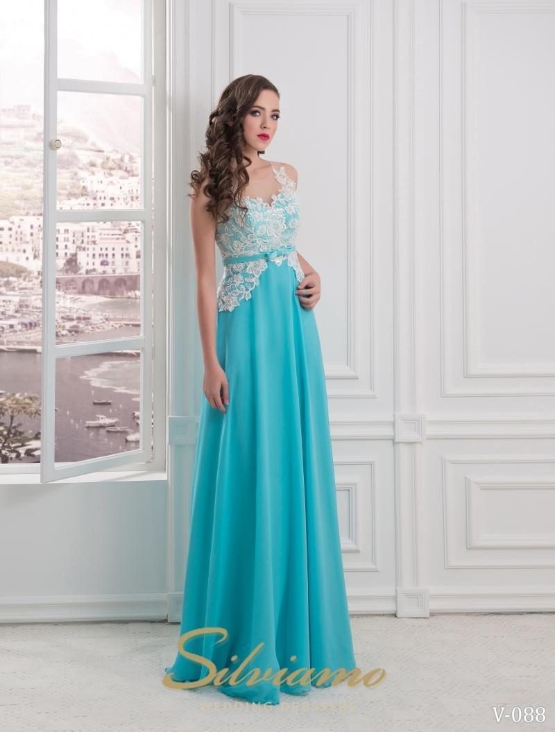 Вечернее платье Silviamo V-088