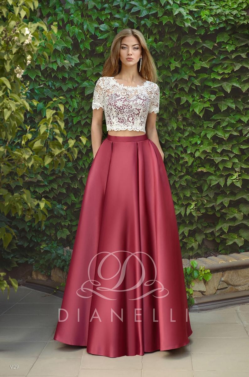 Вечернее платье Dianelli v29