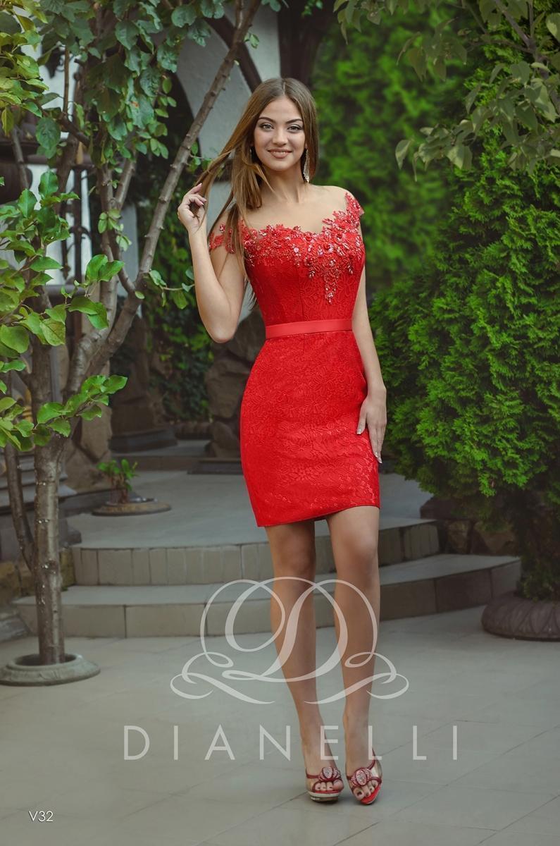 Вечернее платье Dianelli v32