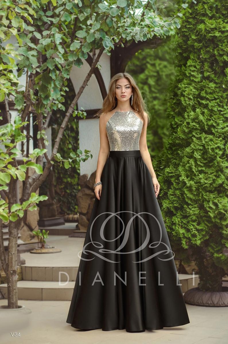 Вечернее платье Dianelli v34