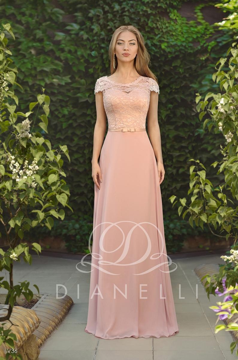 Вечернее платье Dianelli v36