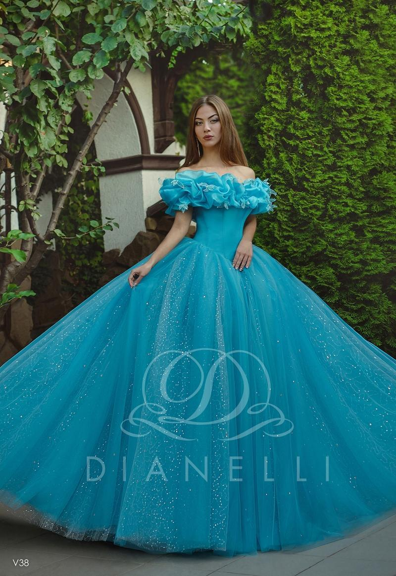 Abendkleid Dianelli v38