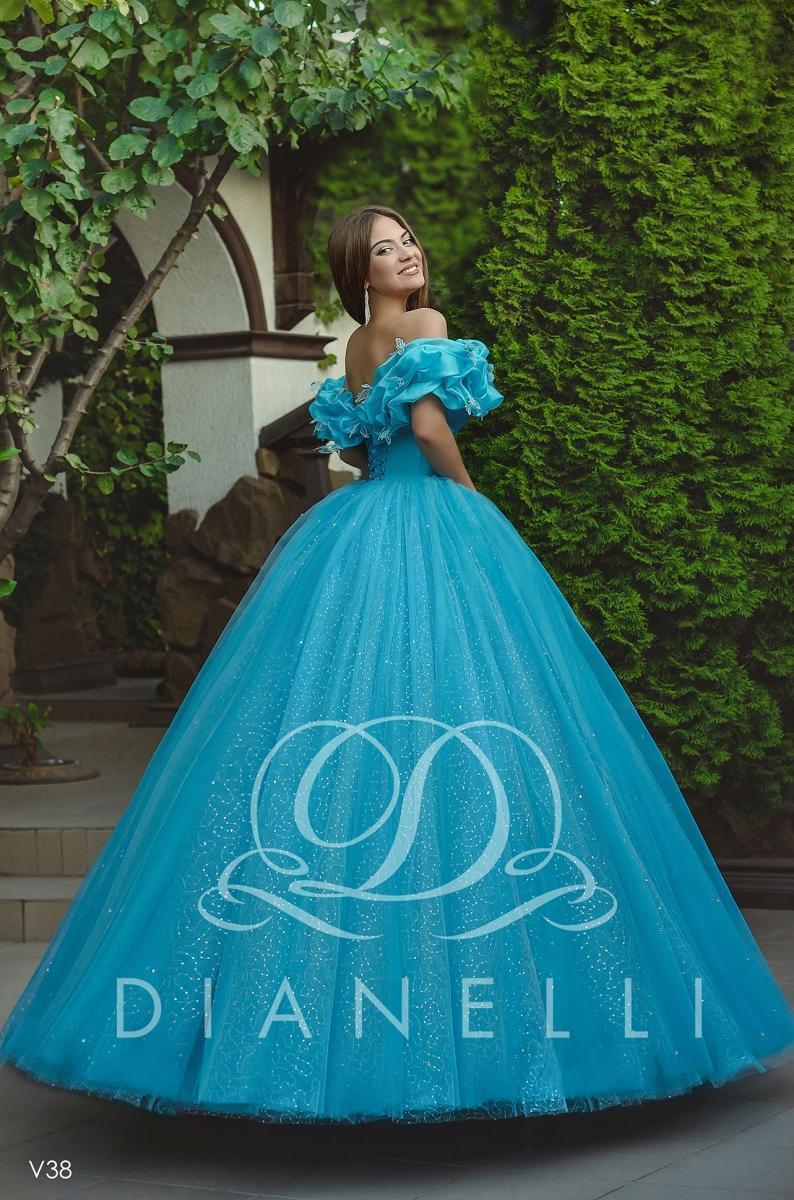 Вечернее платье Dianelli v38