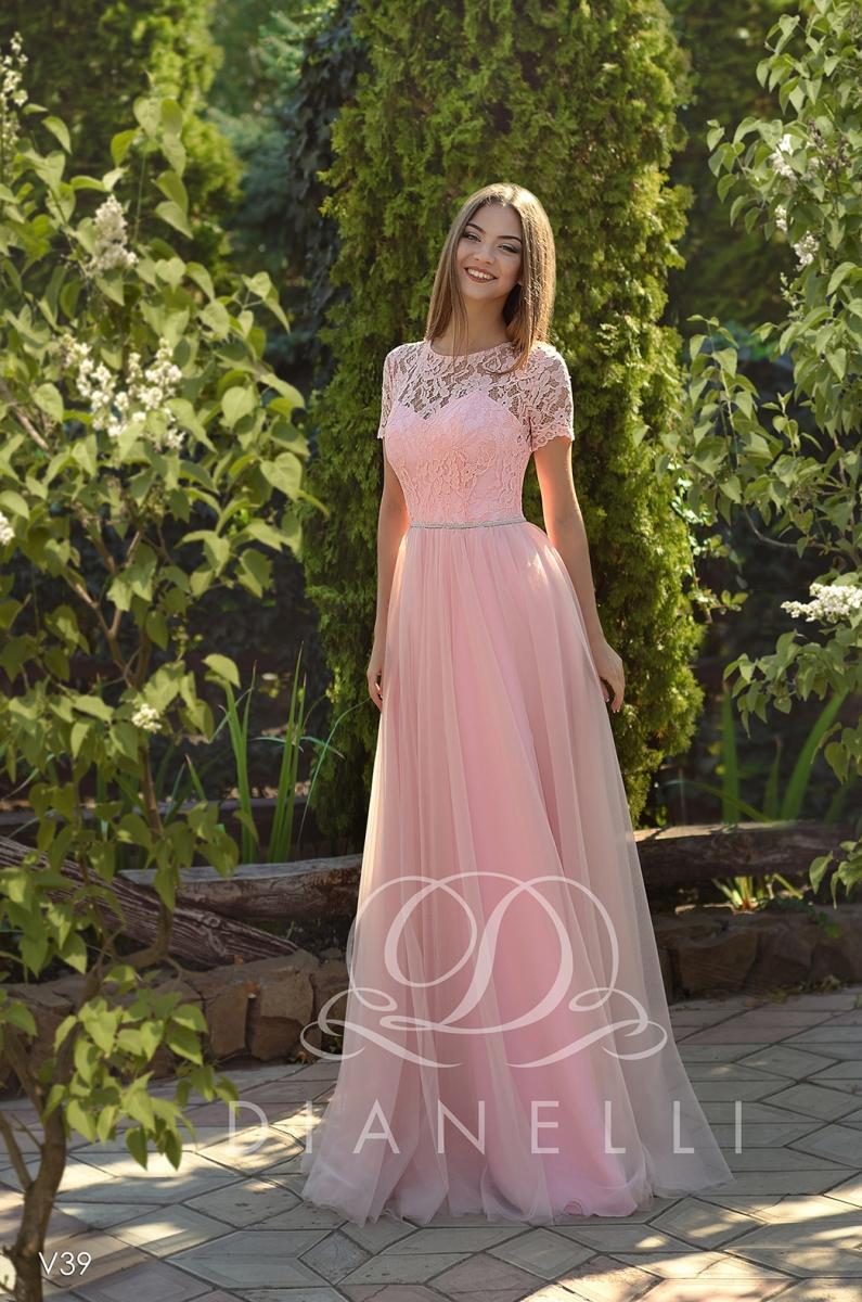 Вечернее платье Dianelli v39