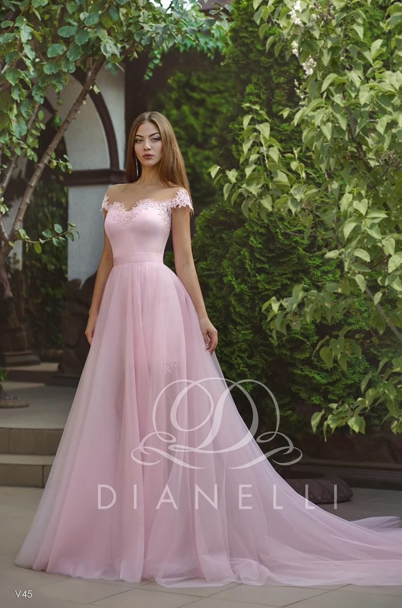 Вечернее платье Dianelli v45