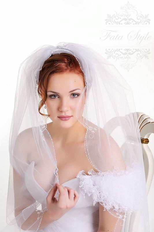 Свадебная фата Fata Style Вероника