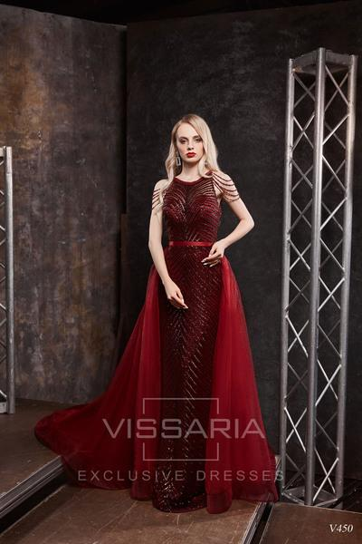 Evening Dress Vissaria V450
