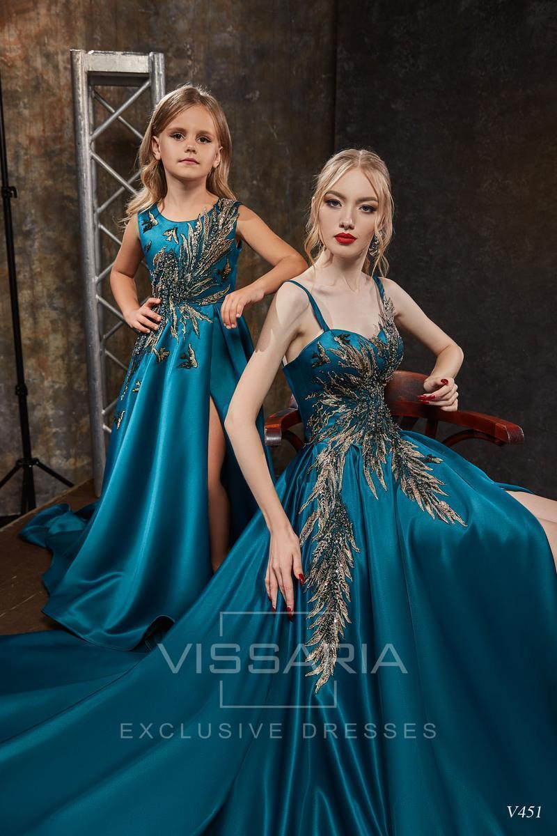 Evening Dress Vissaria V451