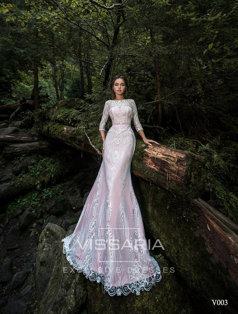 Evening Dress Vissaria V003