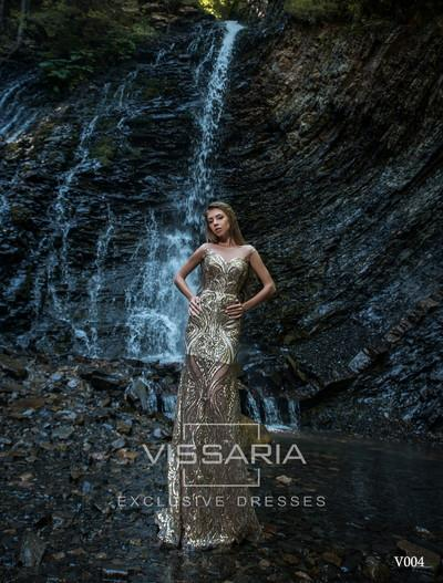 Evening Dress Vissaria V004
